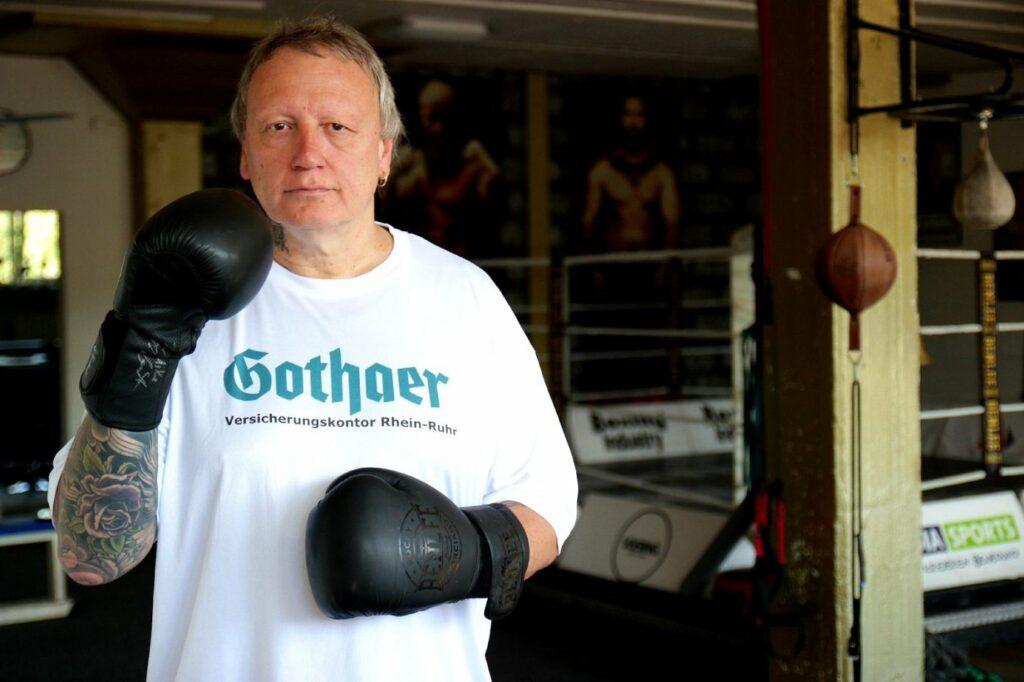 Mike Schmitz Boxer