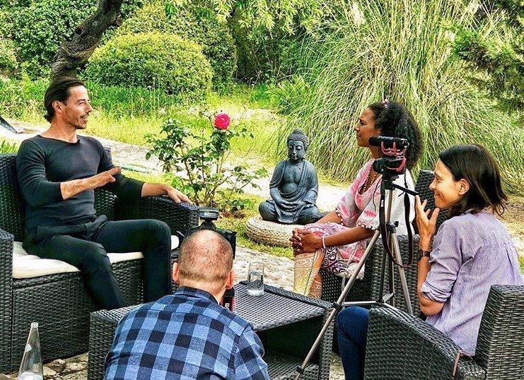 Markus Megyeri Interview