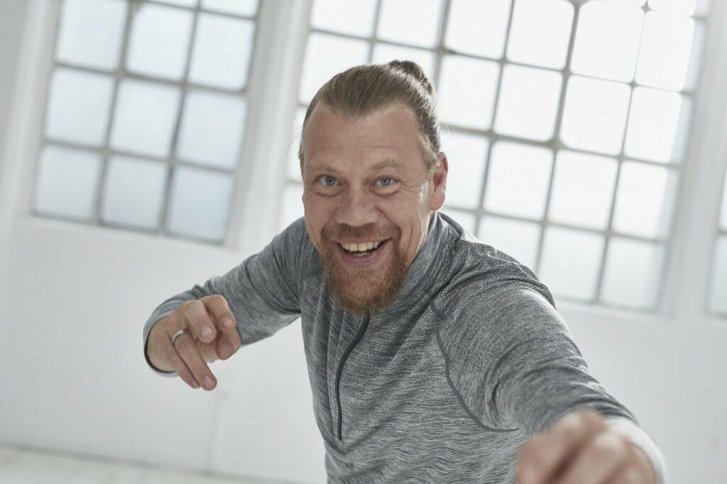 Dirk Bennewitz Yoga Coach