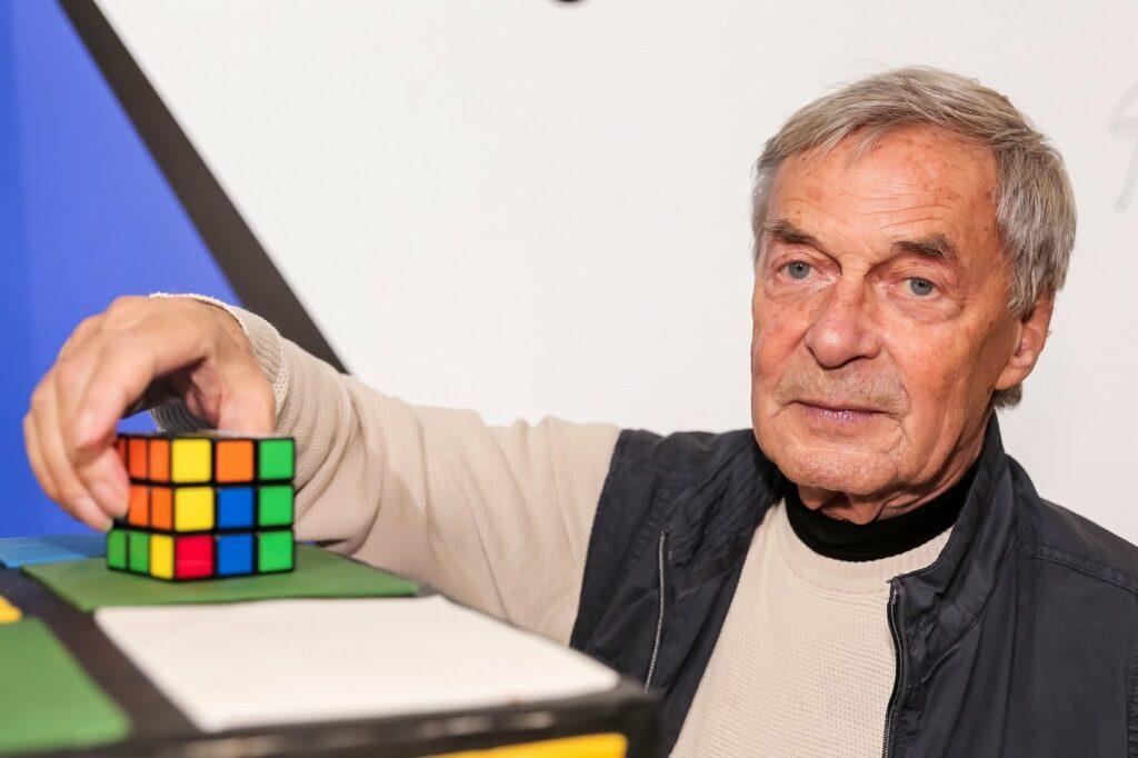 Ernö Rubik Wie Viele Steinchen