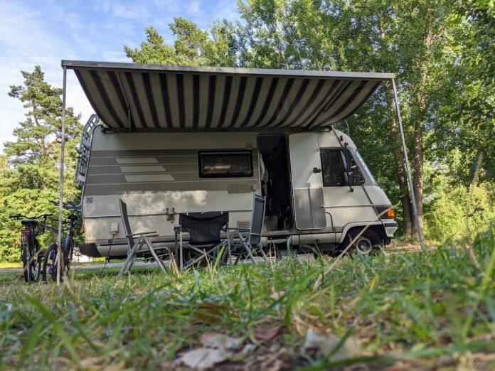 Camping Hymer Vordach