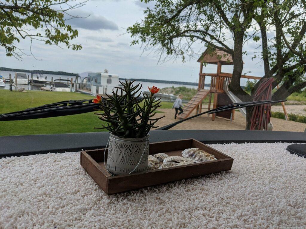 Camping Hangar-19 Schweriner See