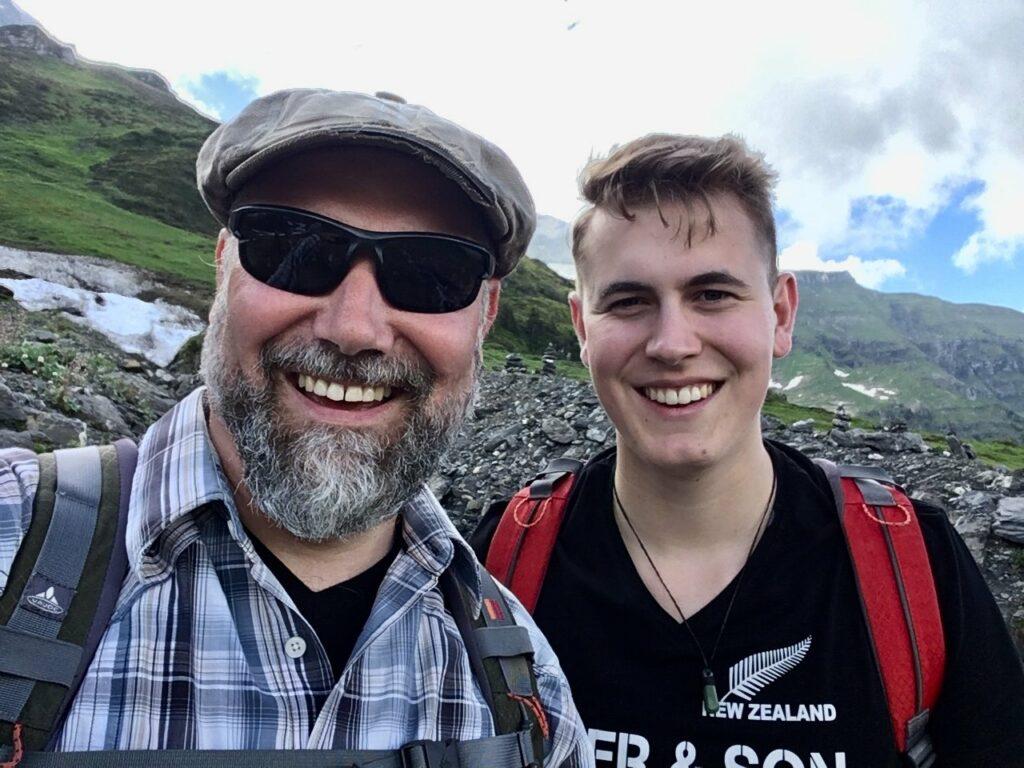 Neuseesohnland Andreas Seltmann und Sohn