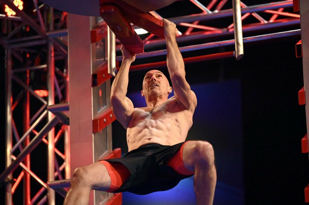 Markus Malle bei Ninja Warrior
