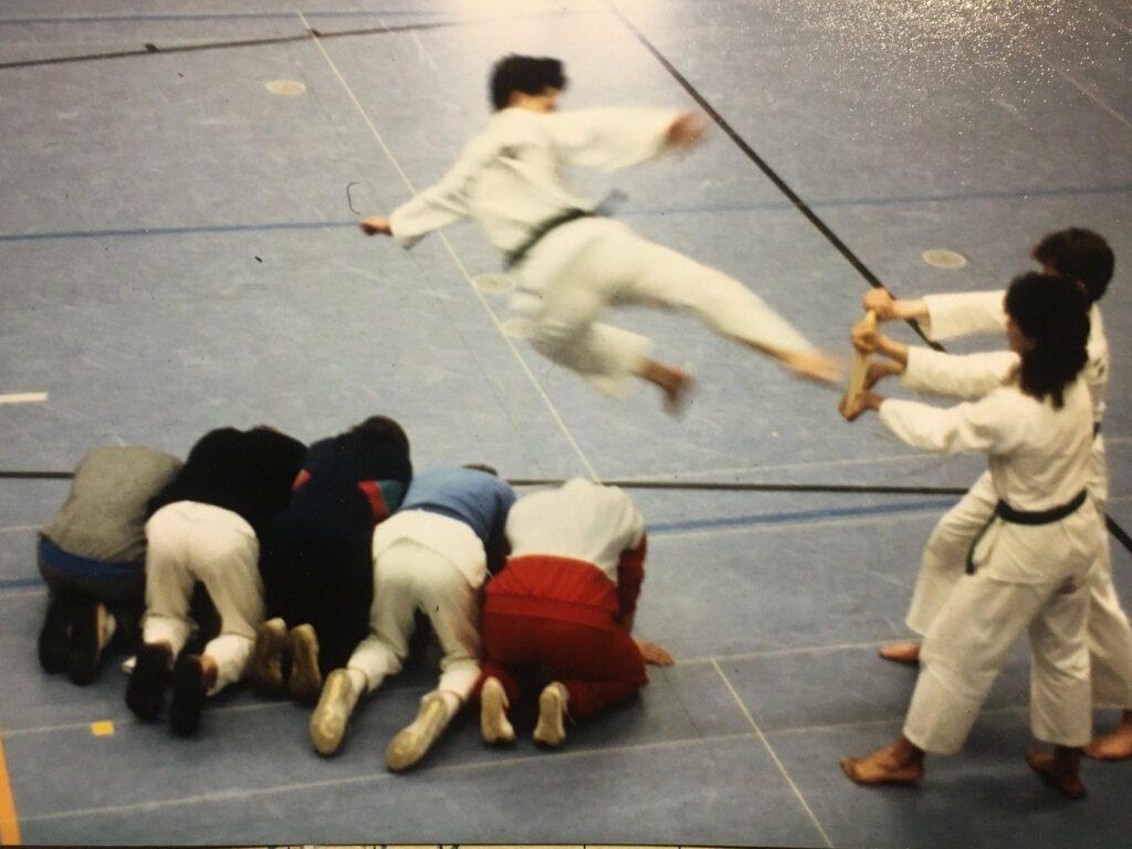 Arne Ulbricht 1998 Kampfsport