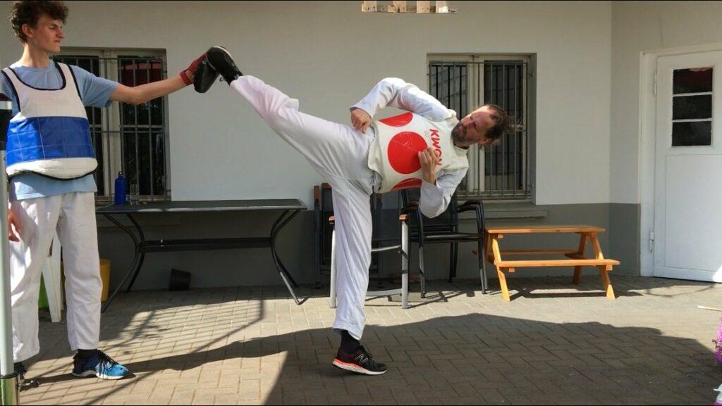 arne ulbricht taekwondo mit 48