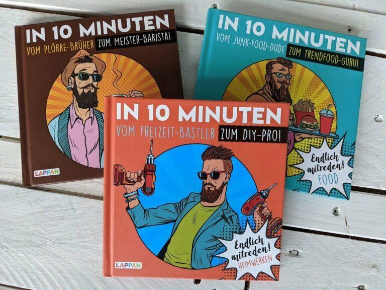 Endlich mitreden: In 10 Minuten… zum DIY-Pro, Barista oder Food-Guru