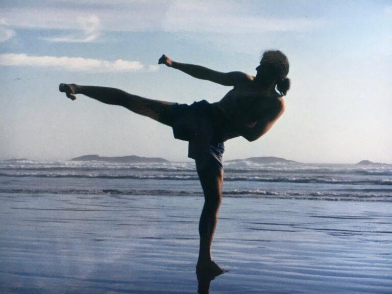 Vollkontakt mit 48 – mein Taekwondo Anzug passt noch…