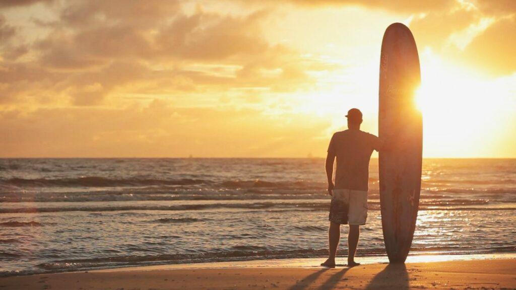 Brian Bojsen Surfboard