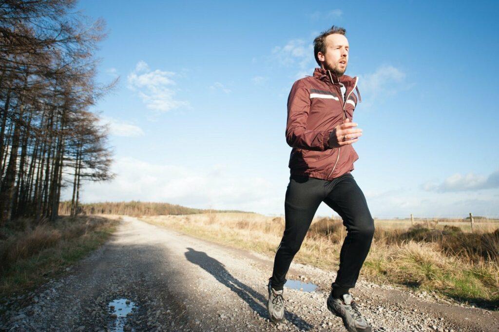Laufen gegen Winterblues