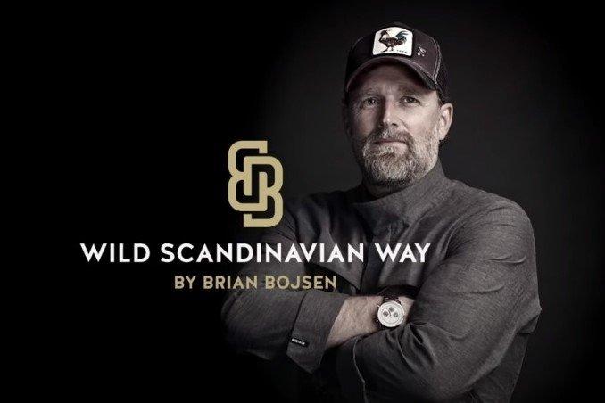 Brian Bojsen - the wild scandinavian way