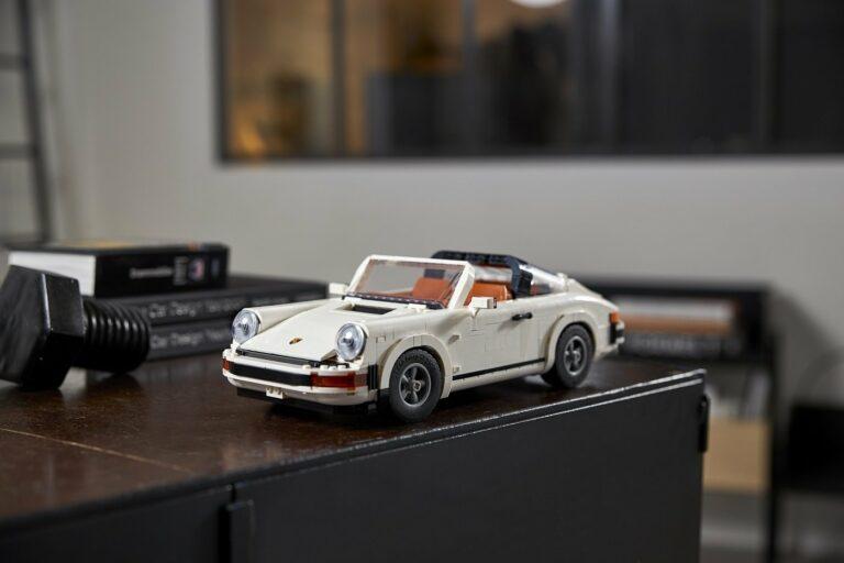 Stein auf Stein zum Traumauto – LEGO Porsche 911