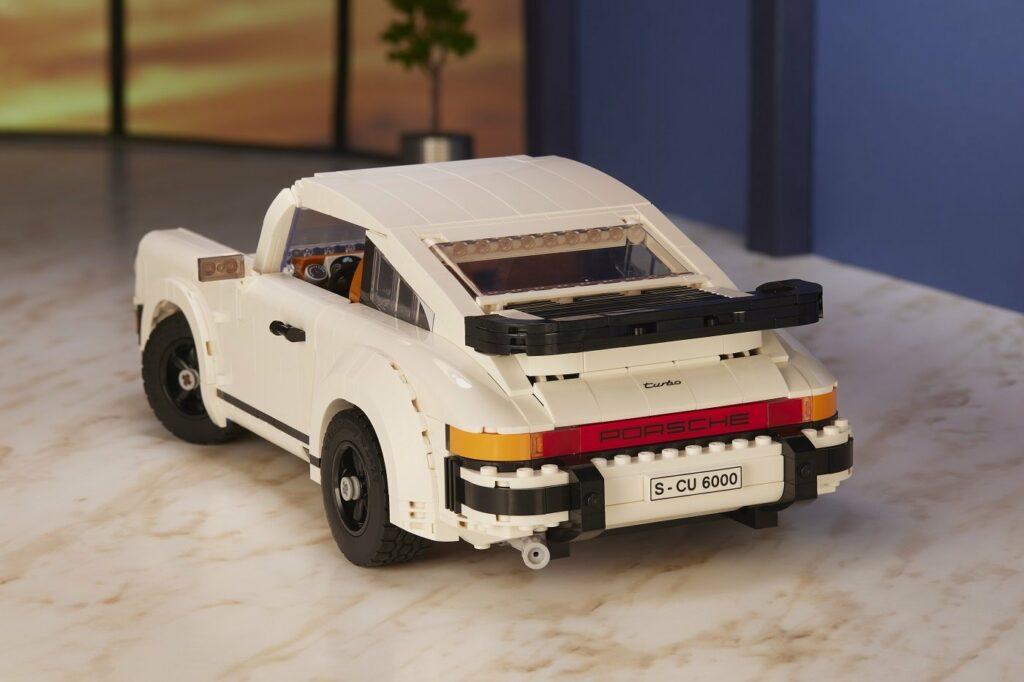 LEGO Porsche 911 Heckansicht