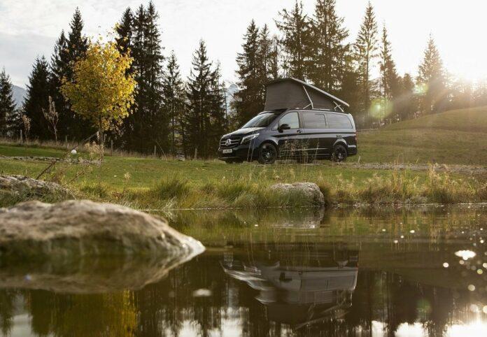 Mercedes-Benz Vans aus der Marco Polo Serie