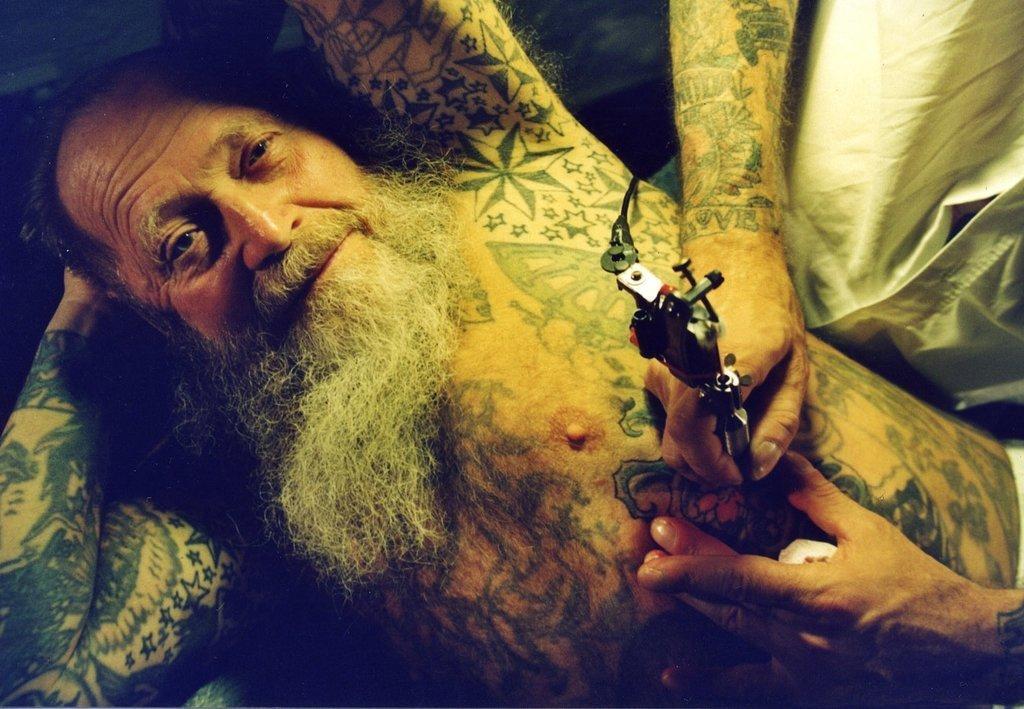 Tattoo-Session