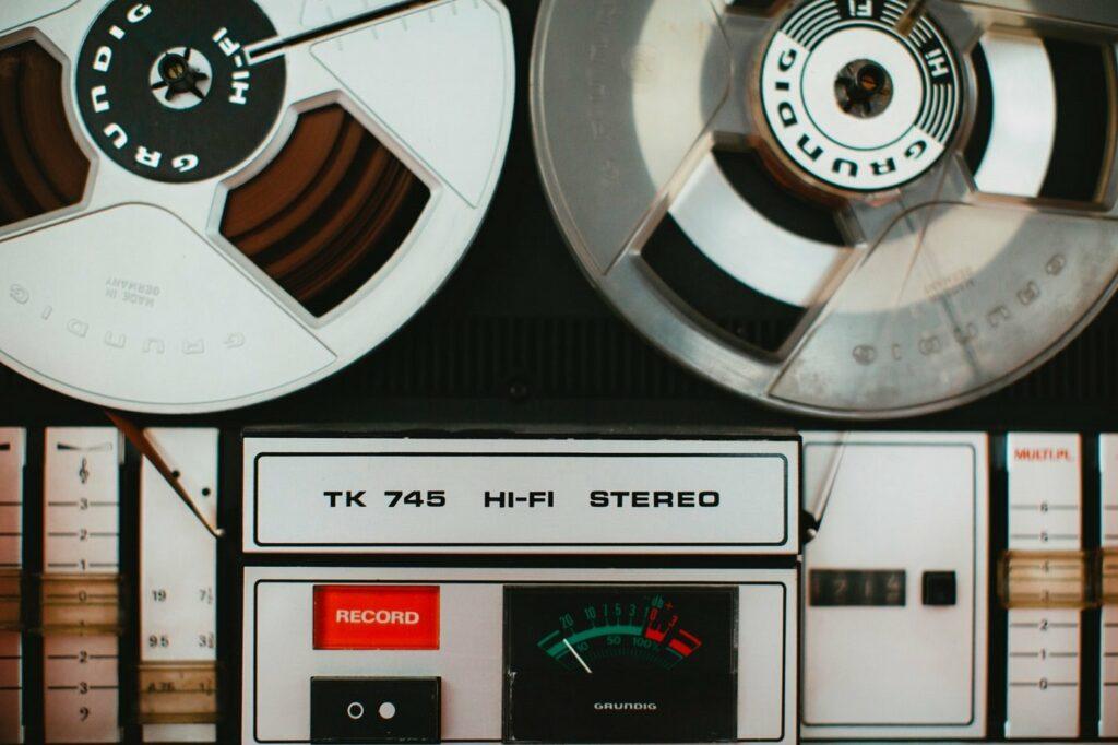 Tonbänder digitalisieren
