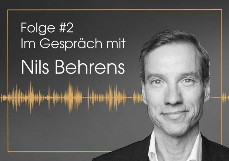NTO Podcast #2 – Nils Behrens mit Tipps für gesundes Leben