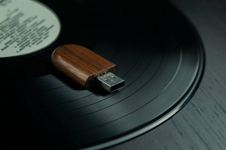 Now and Forever – Schallplatten, Kassetten und Tonbänder digitalisieren