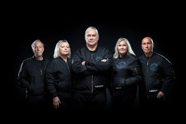 Team Silver Snipers – Senioren mischen eSport auf