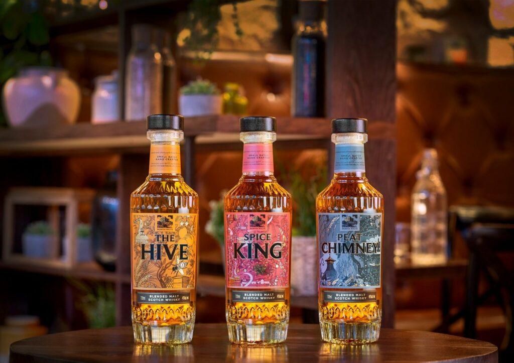 Wemyss bietet schottischen Malt Whisky