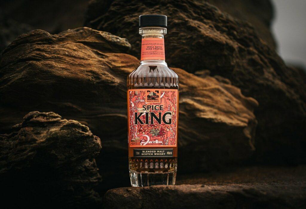 Spice Kinf - Whisky von Wemyss