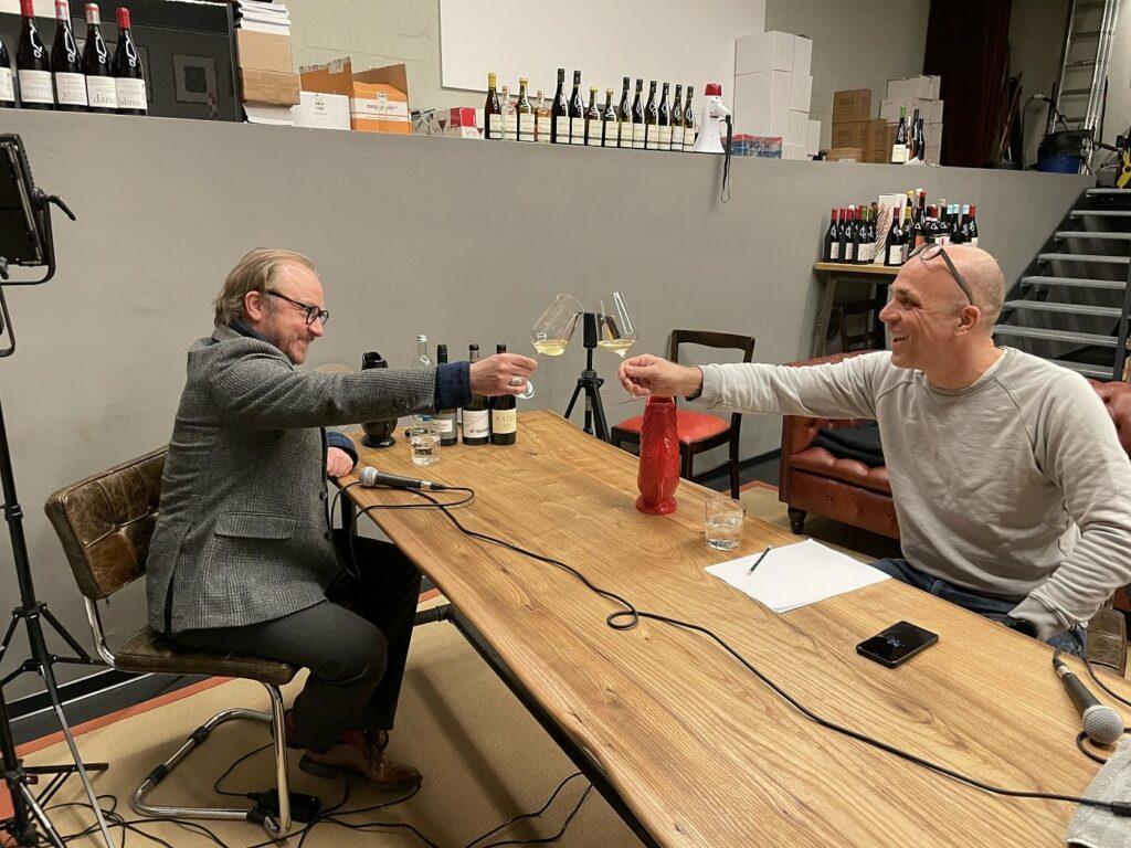 Hendrik Thoma und Kai Bösel im Gespräch für den NTO Podcast