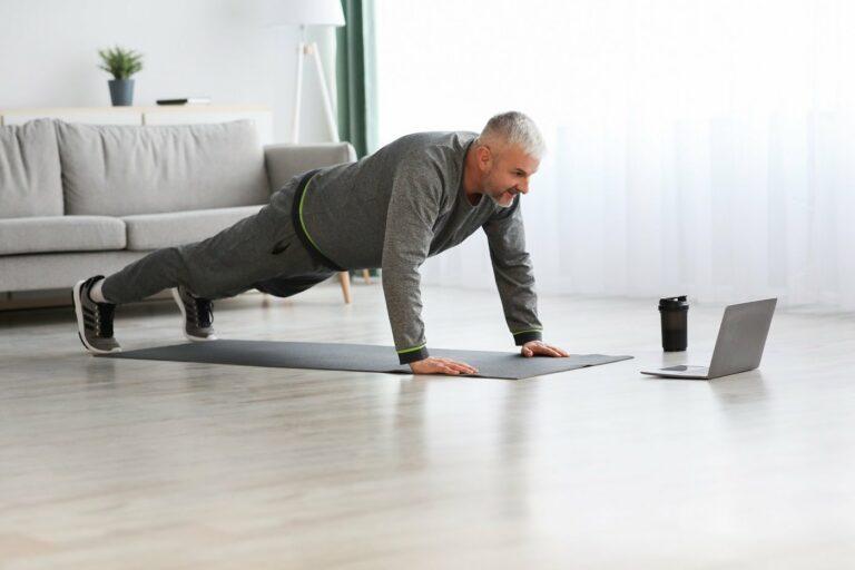 Mit Online-Workouts und Fitness-Apps zur Traumfigur?