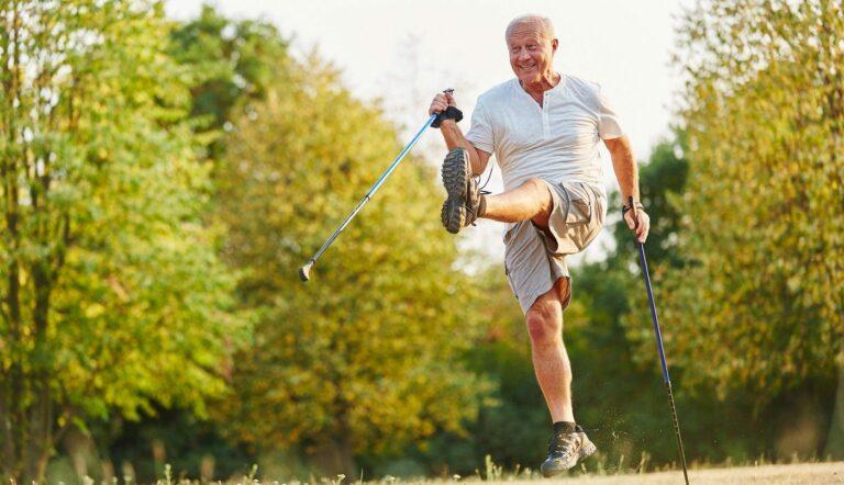 Walk this way – fit und gesund durch Spaziergänge