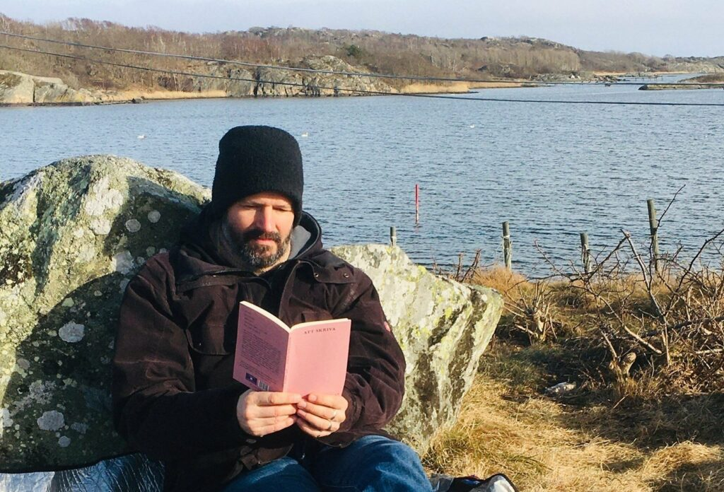 Bei Arne Ulbricht dreht sich auch in Schweden Vieles um Bücher und Lesen