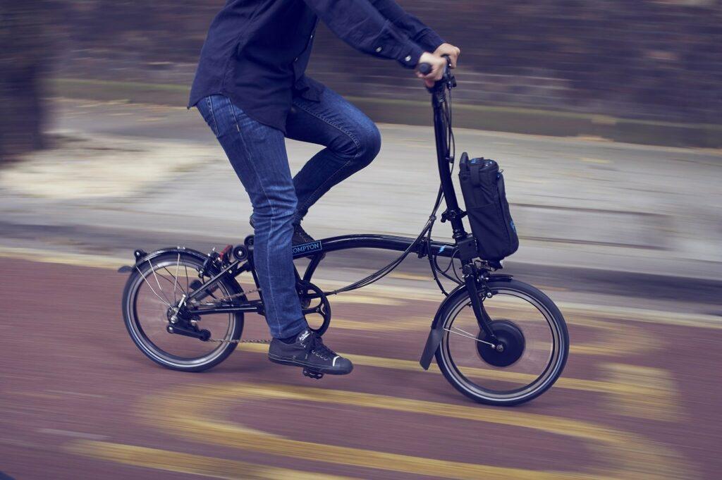 Brompton Electric Bike