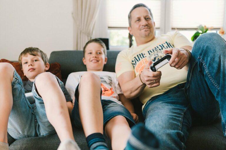 Ü50 Gamer – Auch als Vater ist man zum Zocken nie zu alt…
