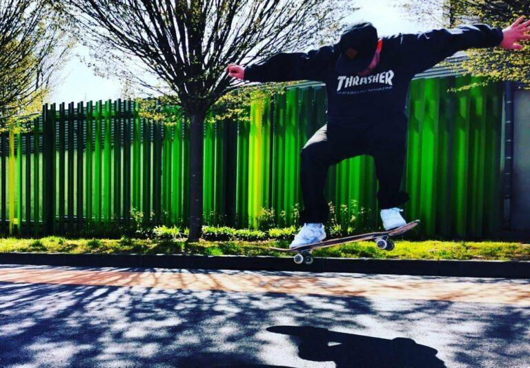 Ollie und Orthopäde – Skateboarding mit über 40