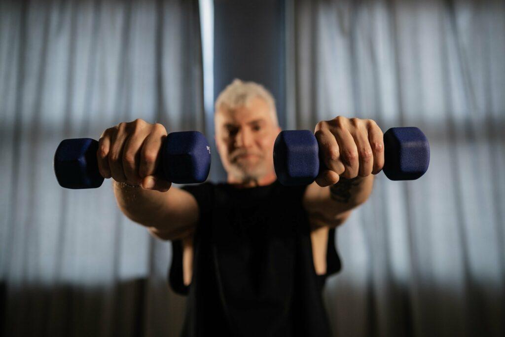 Best Ager sind noch fit und agil