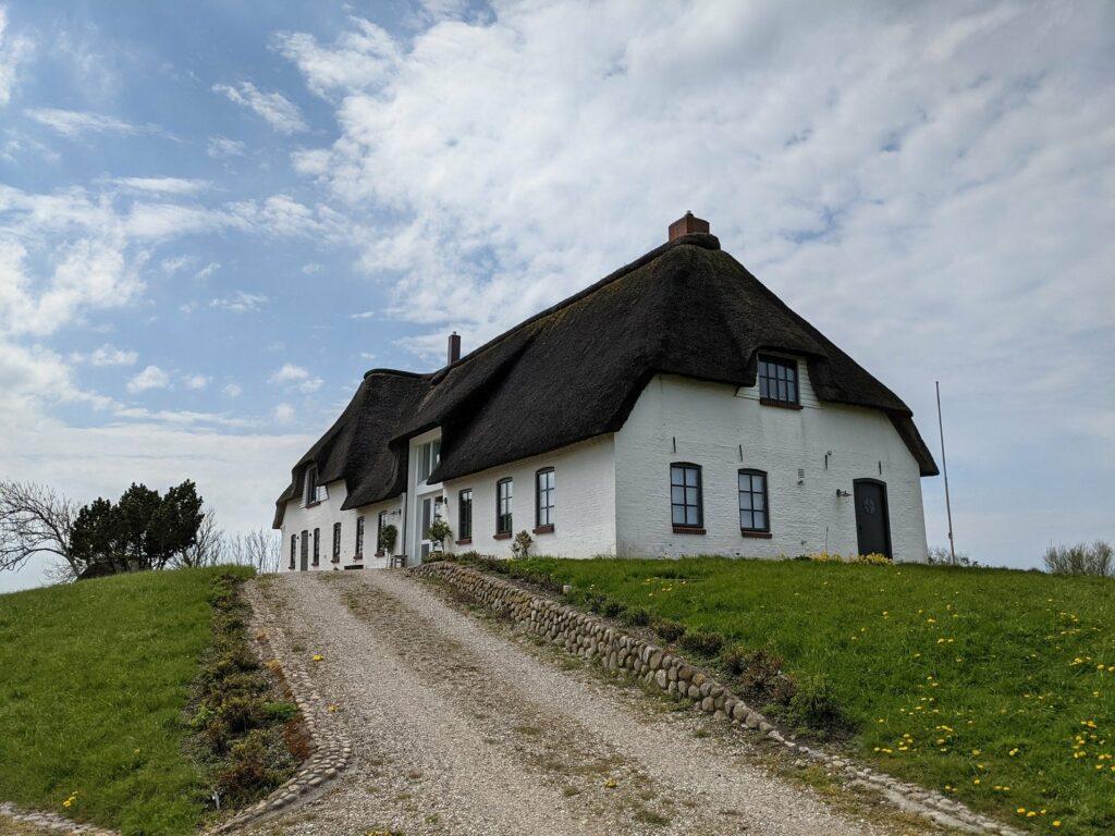 Ferienhaus Rickmer's Hoff 2 auf Pellworm