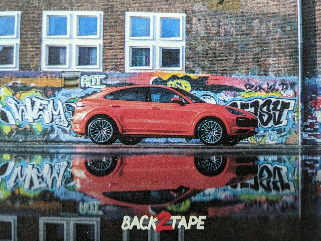 """Grundlage für das Buch """"Hip Hop Kultur"""" ist der Roadtrip """"Back to Tape"""""""