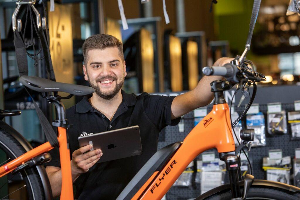 E Bike Check vom Fachmann
