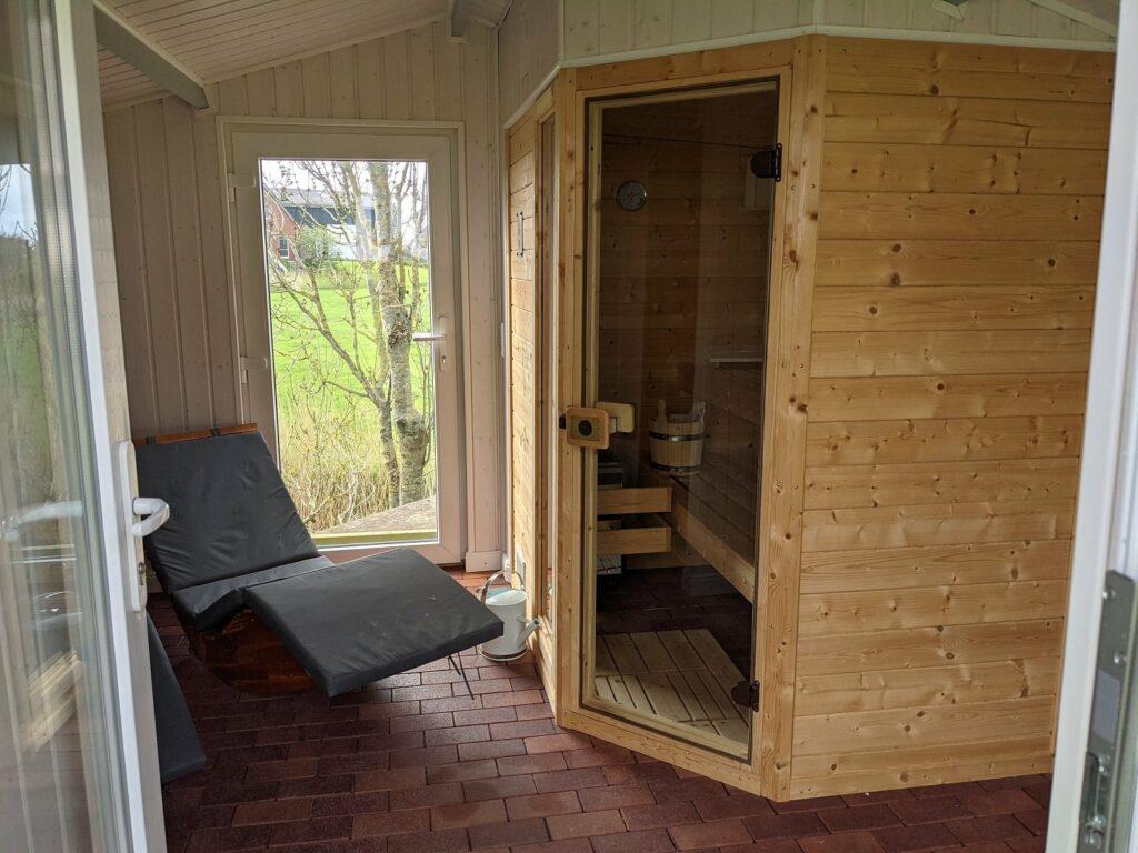 Für viele gehört eine Sauna zur Wunschausstattung im Ferienhaus