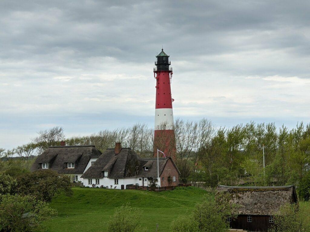 Der Leuchtturm von Pellworm