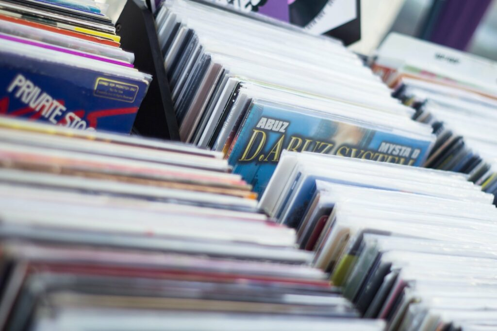 Musik und Schallplatten prägten den Slang der Gen X