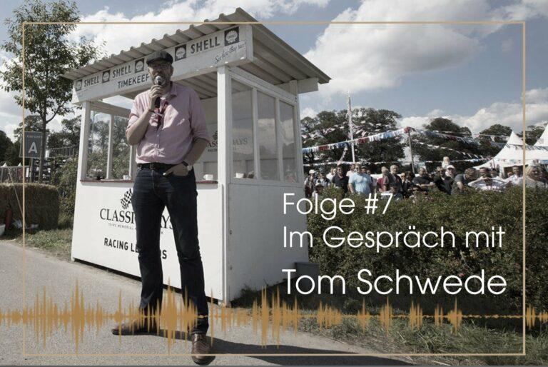 NTO Podcast #7 – Tom Schwede über die Faszination Oldtimer