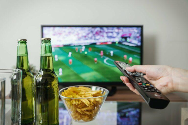 Grillen, Bier und Chips – 5 Tipps, wie man trotz EM-Fieber sein Gewicht hält