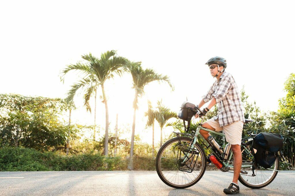 Einen Fahrradurlaub solltet ihr gut vorbereiten und intensiv planen