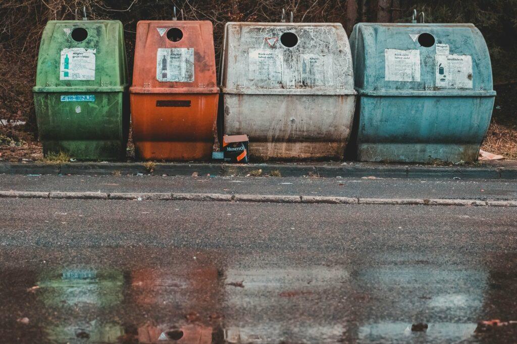 Korrekte Mülltrennung ist gar nicht schwer und schon Ressourcen