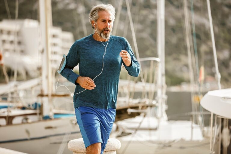 Laufen im Alter – Tipps für die Generation 50plus