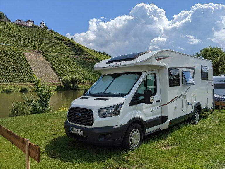 Urlaub mit dem Wohnmobil – Camping mit PaulCamper