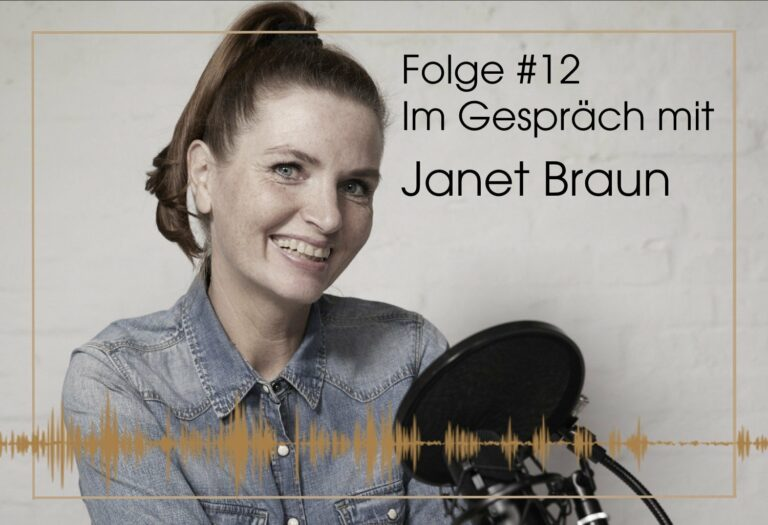 NTO Podcast #12 mit Profilerin Janet Braun über sensitive Männer