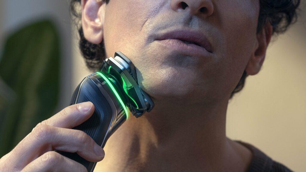 Enthaarung der Gesichtshaare - der Bart muss ab