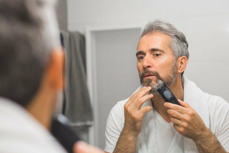 Enthaarung von Gesicht und Körper – Umfrage unter Männern