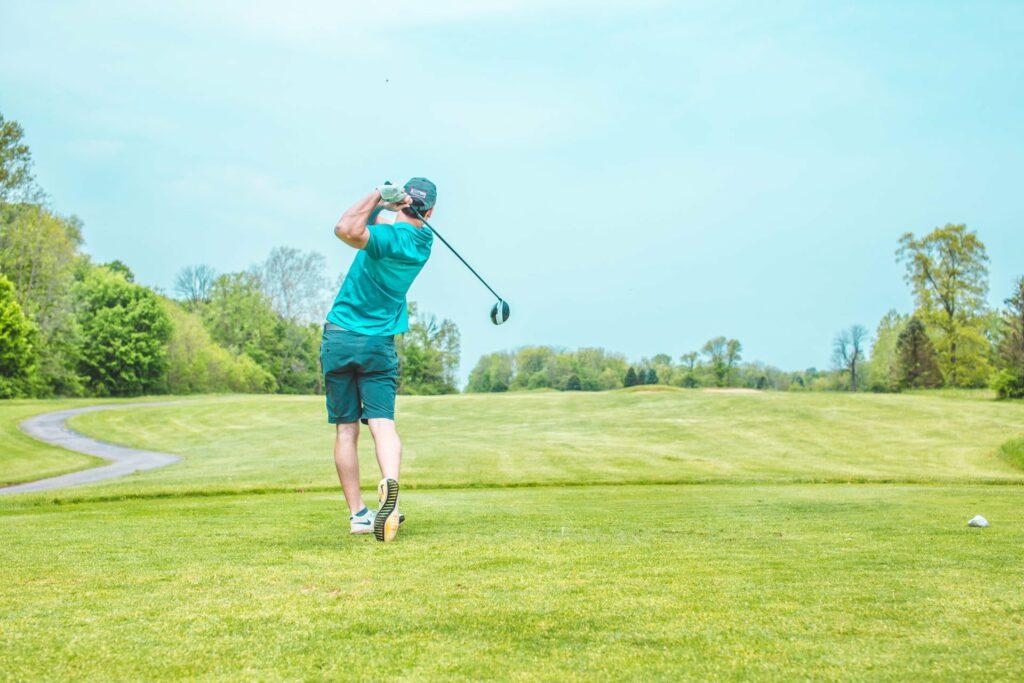 Länger leben durch Golf spielen - sagt Dr. Csaba Losonc